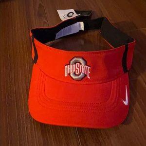 Nike Ohio State Visor Velcro back